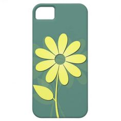 Spring Flower iPhone 5 Cover