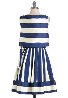 Yacht It All Dress | Mod Retro Vintage Dresses | Needs to be in my wardrobe. asap.