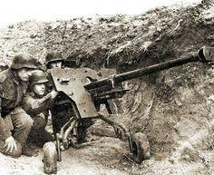 German anti-tank rifle s.PzB.41