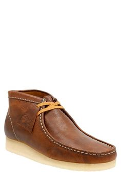 Clarks Shoes Mens, Men S Shoes, Gq Mens Style, Trainer Boots, Clarks Originals, Hype Shoes, Designer Boots, Sneaker Boots, Clarks Wallabee
