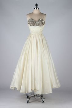 Dress Emma Domb, 1950s Mill Street Vintage