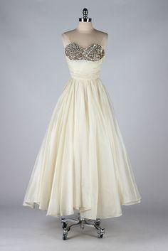 Dress Emma Domb, 1950s Mill Street Vintage