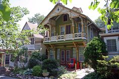 ... example of Victorian Architecture in Mount Tabor Morris County, NJ