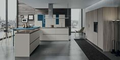 Custom built modern Italian kitchens. Visit our showroom for more details.