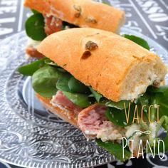 Vacci Piano - Panino Gourmet low calories