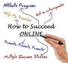 5 Simple Steps To Online Success! (Part 1 of 6)