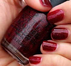 Glitz, Glitter and Glam Steal the Spotlight in the OPI Mariah Carey Underneath the Mistletoe Holiday 2013 Collection