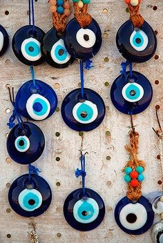The Old Town quarter contains a market where traditional evil-eye charms are sold. Greek Evil Eye, Turkish Eye, Greek Blue, Eyes Wallpaper, Rick Steves, All Seeing Eye, Evil Eye Jewelry, Evil Eye Charm, All About Eyes
