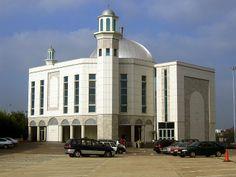 Baitul Futuh Mosque - Morden, London Borough of Merton, United Kingdom
