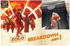 NEW SHOW - Part 1 of our #SoloAStarWarsStory Breakdown featuring @ChineseTheatres @LiningUpNet. Got together an amazing roundtable of folks right after first screening. @KiltedJediRic @CraigHaasis @YogiKai @JJSmith910  more. Even a cameo by @instadaniellogan! https://buff.ly/2IQHxB3