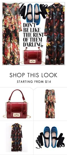 """""""Be you"""" by teoecar ❤ liked on Polyvore featuring Miu Miu"""