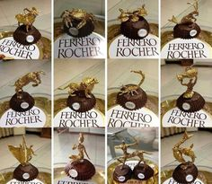 This is Superb! Ferrero Rocher, Art And Architecture, Canvas, Amazing Art, Awesome, Horoscope, Origami, Diy And Crafts, Projects To Try