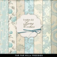 GRANNY ENCHANTED'S BLOG: Wednesday's Guest Freebies -Far Far Hill