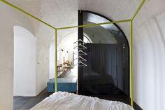 Casa Francavilla by Studio GUM as Architects  Modica Alta