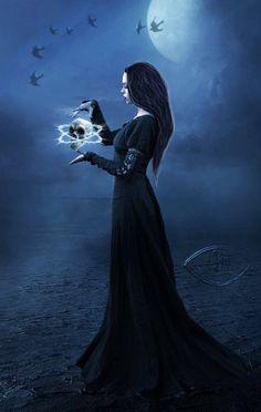 ~Gothic Art #goth #fantasy #dark