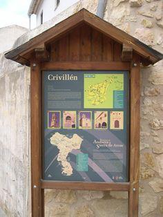 cartel de Crivillén