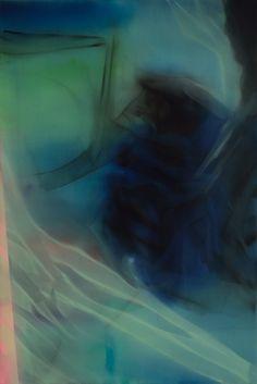 Marvin Aillaud - Silhouettes fragmentées #11 - 2015 - Huile sur toile - 60 x 92 cm #lamicrogalerie #marvinaillaud #peinture #huilesurtoile #artcontemporain Marvin, Silhouettes, Abstract, Artwork, Oil On Canvas, Contemporary Art, Face, Paint, Summary