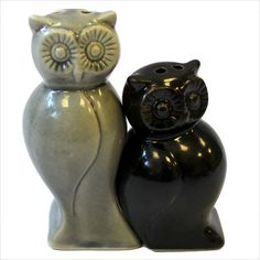 What's life without some salt and pepper to shake things up? These wholesale salt & pepper shakers come in various colours and designs including a vampire couple - perfect for Halloween season. Salt And Pepper Set, Online Furniture Stores, Christmas Items, Salt Pepper Shakers, Black And Grey, Fragrance, Stuffed Peppers, Owls, Aromatherapy Products