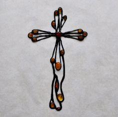 Cross amber Galeria RSart