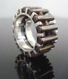Emerging Creative mens ring