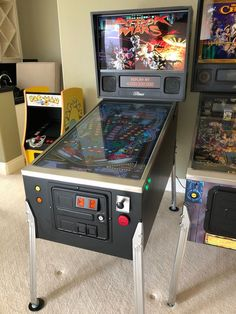 Stern Pinball Transformer 010 5012 00 Ebay Link Arcade Jukeboxes And Pinball Stern Pinball Pinball Arcade
