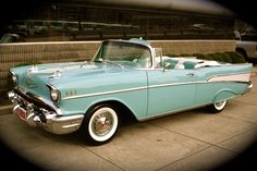 1957 chevy bel air | Tumblr