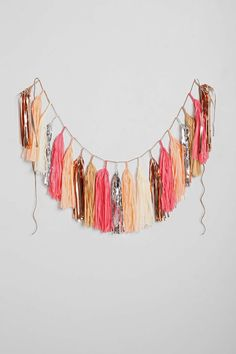 Studio Mucci Island Classic Fringe Banner - Urban Outfitters