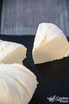 hacer queso fresco casero sin cuajo paso a paso