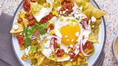 Chorizo Breakfast, Breakfast Tacos, Breakfast Time, Fried Eggs Breakfast, Breakfast Ideas, Healthy Egg Breakfast, Chorizo And Potato, Recipes With Chorizo Sausage, Chorizo And Eggs