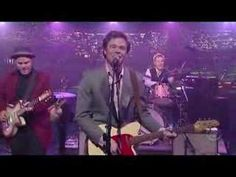 "Josh Ritter Returns to Letterman (""To the Dogs or Whoever"")"