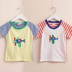 Aliexpress.com : Buy 2014 summer boys clothing baby child short sleeve round neck T shirt tx 3130 on Kids Fashion Clothing - Worldwide Whole...