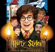 Harry Styles and the Four Homosexuals