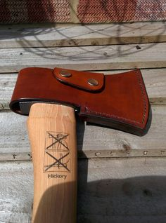 Check out this item in my Etsy shop https://www.etsy.com/listing/239413577/hultifors-leather-axe-sheath