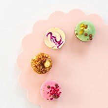 Amazon.com: Sugar & Cloth White Melamine Tray and Multicolor Condiment Cups Set, 8 Pieces: Kitchen & Dining