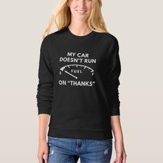 My Car Sweatshirt