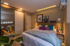 Quarto Casal_Apartamento Botafogo_Projeto Viviane De Pinho Arquitetura _Foto Maurício Moreno Fotografia