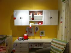 Ikea Stuva storage combination