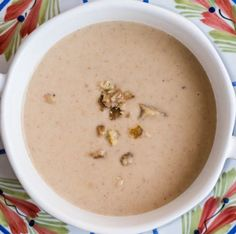 Cheeseburger Chowder, Soup, Dishes, Tablewares, Soups, Dish, Signs, Dinnerware