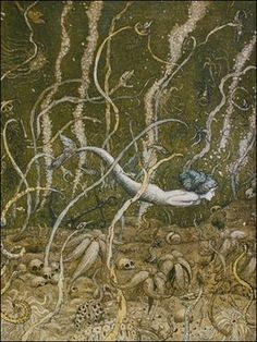 Mermaid - Boris Diodorov
