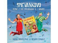 PIESNE Z DVD SPIEVANKOVO 5 + BONUSY  Dlhoočakávané CD konečne v predaji! Obsahuje všetky piesne z filmu Spievankovo 5 - O povolaniach. Nádherné hudobné aranžmány hrá Slovenský symfonický orchester. Na svoje si prídu nielen deti ale aj dospelí. Bonusy obsahujú doteraz nevydané piesne ako aj nové prevedenia známych hitov.