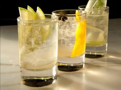 MO SANFRANCISCO Gin & Tonic