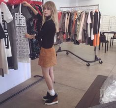 Carlson Young style