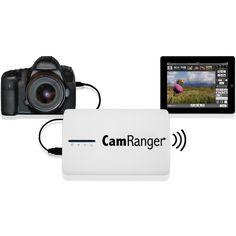 CamRanger CamRanger Wireless Transmitter for Select Canon 1001   B&H Photo Video