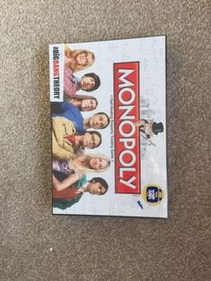 The big bang #theory #monopoly #board game - exclusive edition - brand new + seal,  View more on the LINK: http://www.zeppy.io/product/gb/2/162003952761/