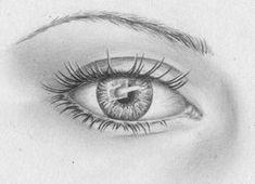 Zeichnen lernen - Augen, Pupille, Iris - Tutorial