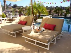 New Replacement Patio Chair Cushions for All Furniture Brands. 500 outdoor fabrics. Fast delivery, best prices. Personal, expert service since 1968.