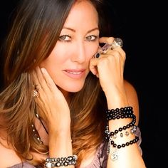 Layers @ www.acompton.com Spiritual Jewelry, Fine Jewelry, Layers, Fashion, Layering, Moda, Fashion Styles, Fashion Illustrations, Jewelry