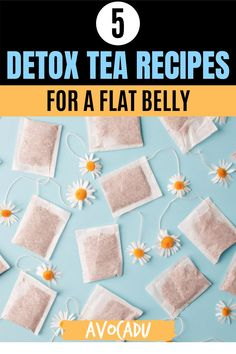 There are a lot of detox teas on the market--but not all of them really do the trick when it comes to burning fat. In this article, we'll share our top five best fat burning detox cleanse teas that actually work. #avocadu #detoxcleanse #fatburning #weightlosstea #detox #cleanse Weight Loss Tea, Lose Weight Quick, Good Fats, Detox Tea, Tea Recipes, Flat Belly, Teas, Fat Burning, Cleanse