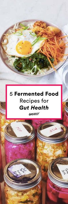 "Fermented is the ""pickled"" of 2018. #greatist https://greatist.com/eat/fermented-foods-for-gut-health"