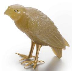 Fabergé Agate Falcon